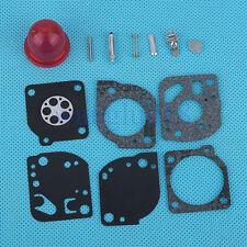 Carburetor Carb Repair Kit For ZAMA RB-111 Poulan Weedeater Trimmer