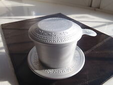 NEW DESIGN TRUNG NGUYEN Vietnamese Coffee Filter  for Single Cup 6CM - FAST POST