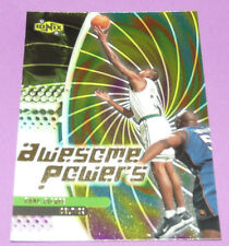 PAUL PIERCE BOSTON CELTICS IONIX UPPER DECK 2000 NBA BASKETBALL CARD