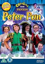 NEW - CBEEBIES Panto : Peter Pan [DVD] 5012106938618