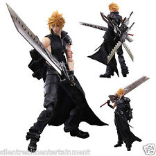 Final Fantasy VII Advent Children Cloud Strife Play Arts Kai Action Figure 10""