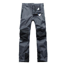 Mens Waterproof Outdoor Hiking Climbing Combat Trousers Tactical Cargo Pants