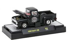 "`56 Ford F-100 ""Terra Engineering"" Service Truck 1956 *M2 Machines BOX 1:64 OVP"
