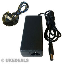 FOR COMPAQ PRESARIO CQ60 CQ50 LAPTOP CHARGER 463955-001 + LEAD POWER CORD