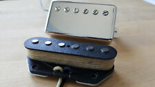 Dawgtown USA Fat Blues Tele Telecaster Hand Wound Pickups AlNiCo 2, 3 or 5