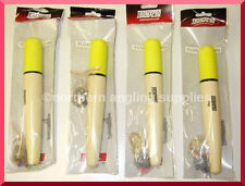 4 x Tronix Pro Large Sea / Pike Fishing Complete Float Kits FREEPOST (sliding)