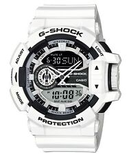 Casio G Shock * GA400-7A Anadigi XL White Gshock Watch Ivanandsophia COD PayPal