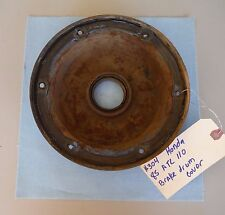 1985 Honda ATC110 Rear Brake Drum Cover #304-B1-C