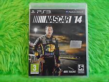 Ps3 14 2014 Nascar Racing su camino Playstation 3 PAL version Reino Unido Región Libre
