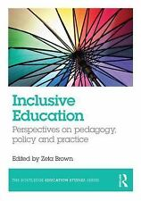 The Routledge Education Studies: Inclusive Education : Perspectives on...