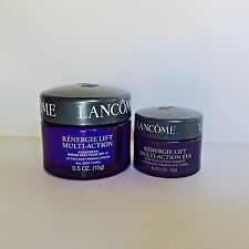 Lancome Renergie Lift Multi-Action Firming DAY Cream SPF 15 & EYE Cream