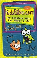 Nelson's Kidsbible.com The Complete Bible For Today's E-kids!