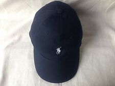 Polo Ralph Lauren Cap Baseball Classic Navy Blue Piccolo PONY BIANCO