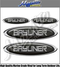 BAYLINER - SET OF 4 DECALS - BOAT DECALS