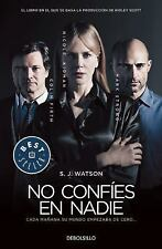 No Confíes en Nadie - MTI (Before I Go to Sleep) by S. J. Watson (2016,...