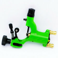 1x Green Dragonfly Professional Rotary Tattoo Machine Liner Shader Free Shipping