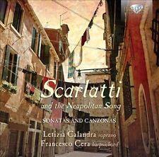Scarlatti et la chanson napolitaine, New Music