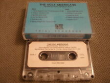 RARE ADV PROMO Ugly Americans CASSETTE TAPE Stereophonic Spanish Fly THE SCABS !