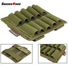 Tactical Portable Pouch For Glowing Sticks Molle Light Sticks Case Coyote Brown