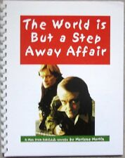 "Man From Uncle Fanzine ""The World Is But a Step Away"" GEN Novel"
