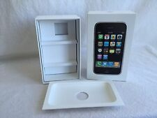 Apple iPhone 2nd Generation Original 16 GB Empty Box Only White 3G Collectible