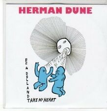 (BY414) Herman Dune, Be A Doll And Take My Heart - 2011 DJ CD