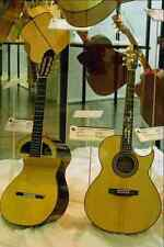 609056 Well crafted Guitars From The Opus Exhibition A4 Photo Print