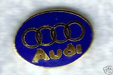 Automotive collectibles - Audi Logo tac-style pin