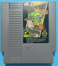 Gotcha Nintendo NES Tested Works