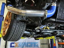 "CXRacing 2.5"" Intercooler Piping Kit For Toyota Supra MKIII 7M-GTE Stock Turbo"
