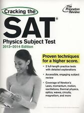 Cracking the SAT Physics Subject Test, 2013-2014 Edition (College Test Preparati