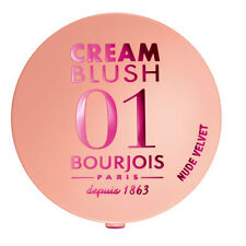 BOURJOIS CREAM BLUSH 01 NUDE VELVET