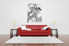 Wall Decor Vinyl Sticker Mural Poster Tattoo Parlor Gun Machine Ink Salon SA1169