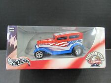 Hot Wheels Freedom Rides Van - Limited Edition 1/24 Diecast
