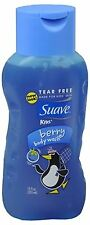 Suave Kids Body Wash Berry 12 oz (Pack of 8)