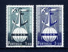 PORTUGAL - PORTOGALLO - 1952 - 3° anniversario del Patto Atlantico