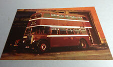 Bolton Corporation 1956 Leyland Titan with Metro Cammel bodywork A001.