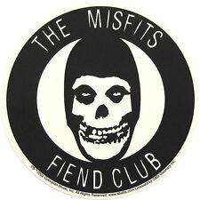 "MISFITS AUFKLEBER / STICKER # 18 ""FIEND CLUB"" - PVC WETTERFEST"