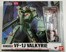 Bandai Hi-Metal R VF-1J Valkyrie Hikaru Macross Robotech IN STOCK US Seller