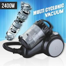 New 2400W Japan Akitas Neon Multi Cyclonic Bagless Vacuum Cleaner