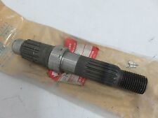 OEM Suzuki Address AD50 AG50 AH50 AP50 AE50 AJ50 - Rear Axle Shaft 24141-36C01