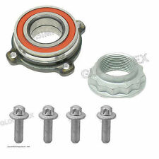 BMW E39 E60 Wheel Bearing Kit Rear OEM NEW + 1 year Warranty