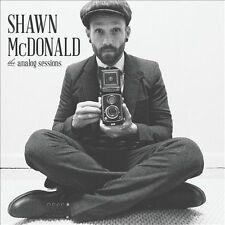 The Analog Sessions - Shawn McDonald (CD, 2013, Sparrow Records)