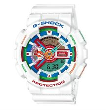 Casio G Shock * GA110MC-7A Anadigi Multi Color Dial White Gshock COD PayPal