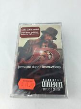 Instructions by Jermaine Dupri (Cassette, Oct-2001, So So Def)