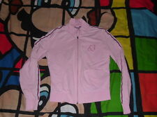Ben Sherman Pink Zip Up Tracksuit Top Size Large
