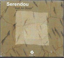 CD ALBUM DIGIPACK 12 TITRES--SERENDOU--AVEL AN DOUAR--2011--NEUF