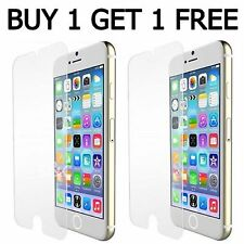 100% Genuine iPhone 7 Premium Tempered Glass Screen Protector BUY 1 GET 1 FREE