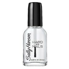 Sally Hansen Hard as Nails Nail Polish, Crystal Clear 0.45 oz