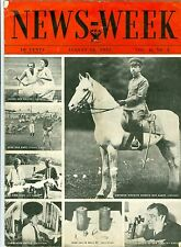 NEWSWEEK   CHIANG KAI SHEK  WAR GAMES      AUGUST 12 1933